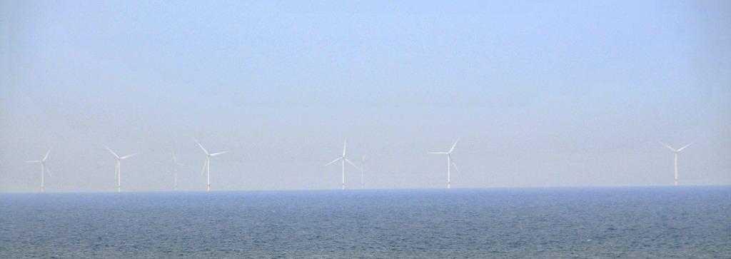 windmolen zee