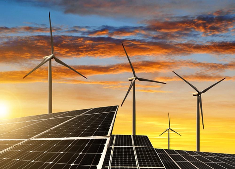 soorten energie groene
