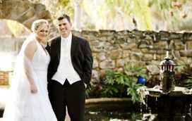 eco-vriendelijke bruiloft!