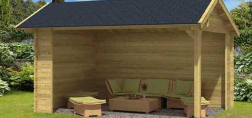 Van welke materialen zijn duurzame tuinhuizen gemaakt?